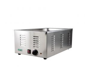 Electric Food Warmer 1200W Vented Exterior