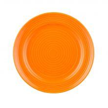 "Plate Tangerine 12"""